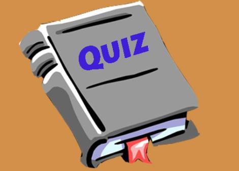 Book Quotes Quiz: The Answers