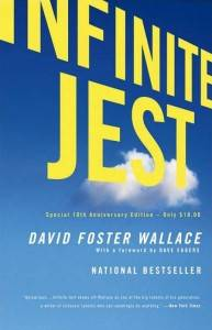 Five Books I Can't Finish: Infinite Jest by David Foster Wallace