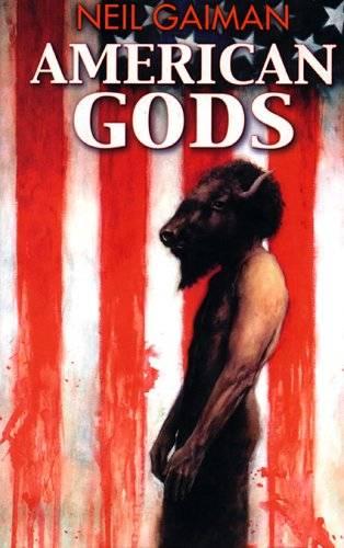 Reading AMERICAN GODS on Repeat