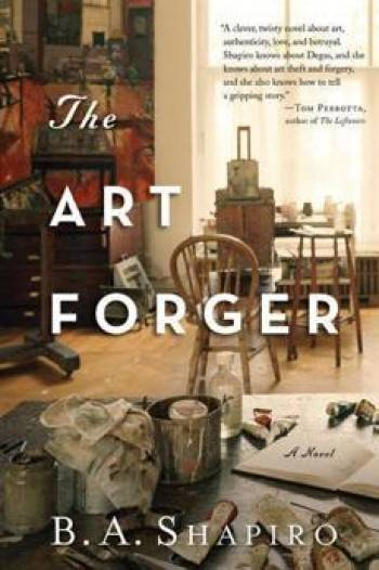 The Art Forger Cover