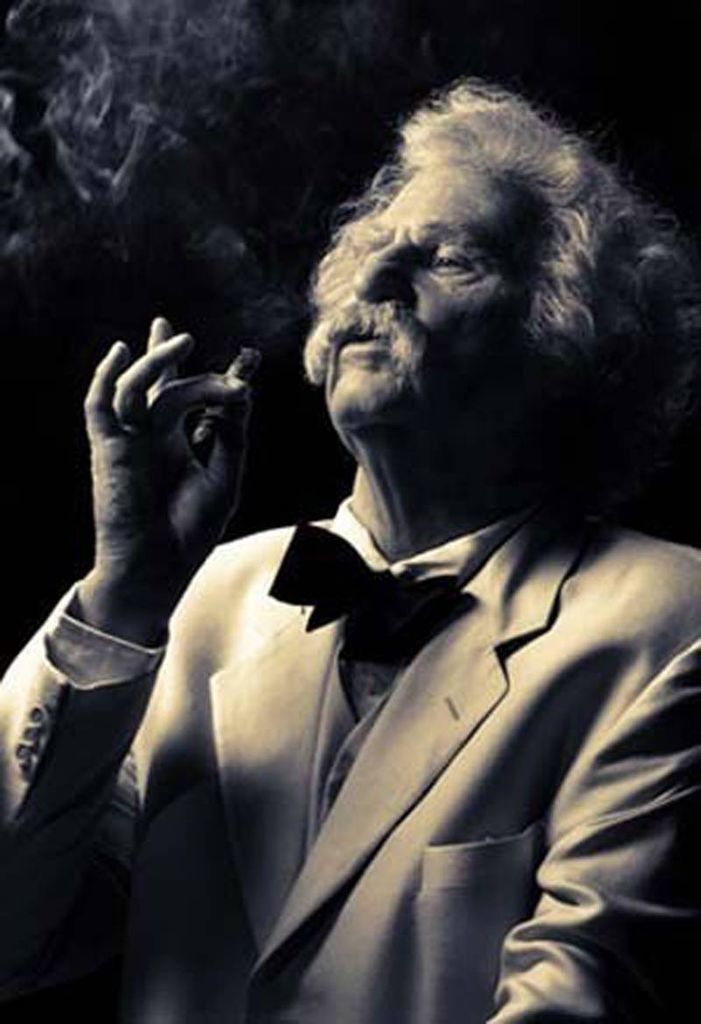 The autobiography of mark twain answers