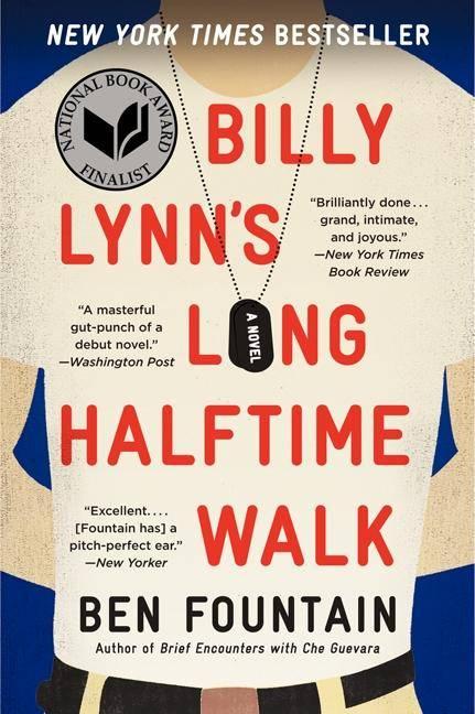 billy lynn paperback