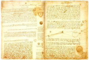 da Vinci codex