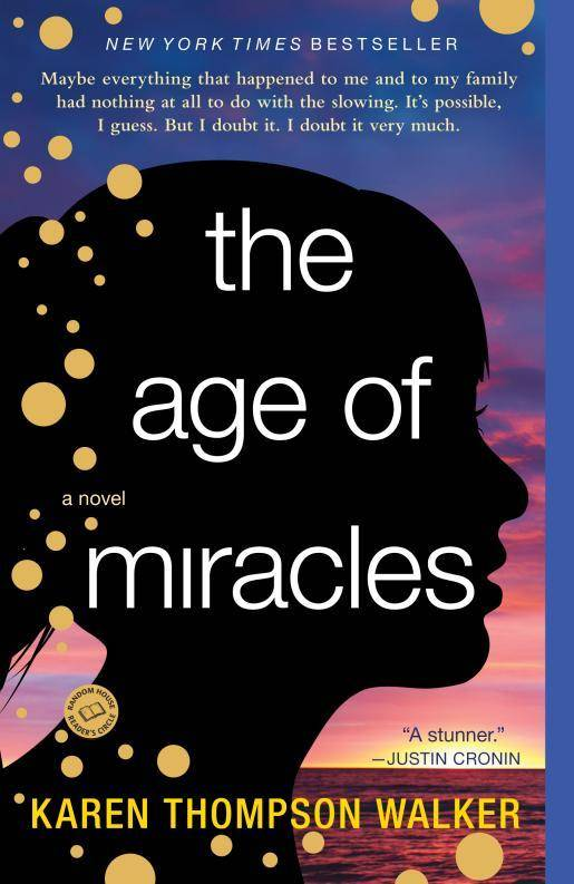 age of miracles paperback