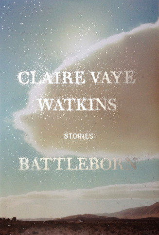 battleborn by claire vaye watkins cover