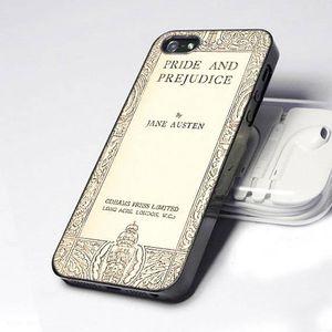 jane austen iphone cover