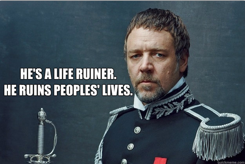 les mis mean girls