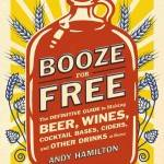 Booze for Free Andy Hamilton Cover