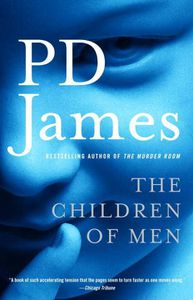 Children of Men PD James Cover
