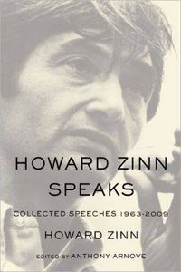 Howard Zinn Speaks cover