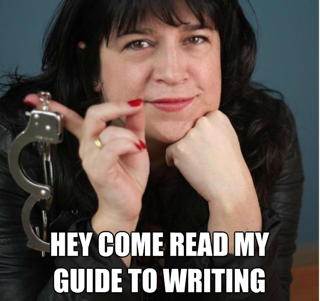 el james // hey come read my guide to writing