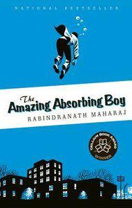 amazing absorbing boy by rabindranath maharaj cover