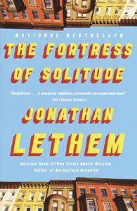the fortress of solitude by jonathan lethem cover