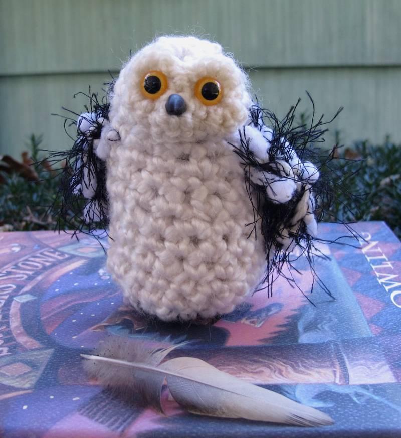 Hedwig Amigurumi
