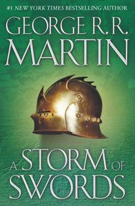 Five Books I Can't Finish: A Storm of Swords by George R.R. Martin