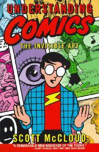 understanding comics by scott mccloud cover