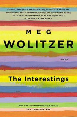 the interestings meg wolitzer cover