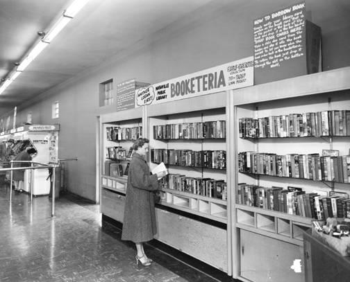 Booketeria