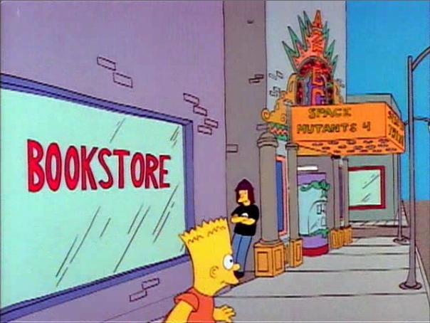 springfield bookstore