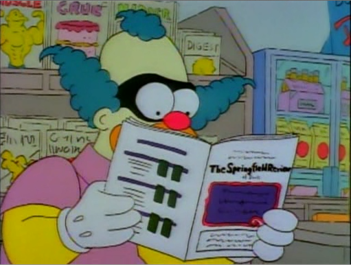 springfield review of books