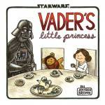 Vader's Little Princess Jeffrey Brown Cover
