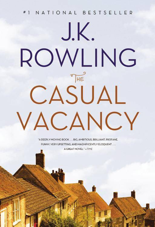 cover faceoff the casual vacancy book recommendations