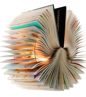 Awesome Bookish Lamps