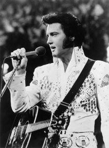Elvis Presley, Literary Muse