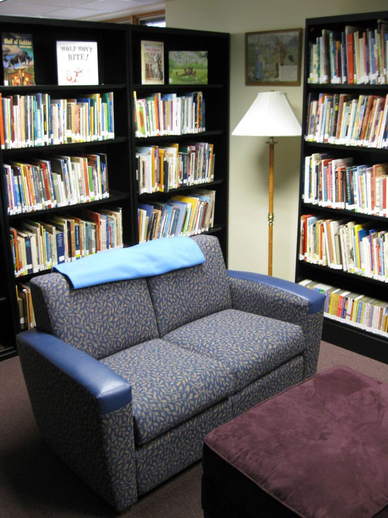Nap Corner (Center for Children's Books)