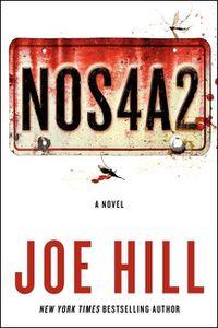 Nos4a2 Joe Hill Cover