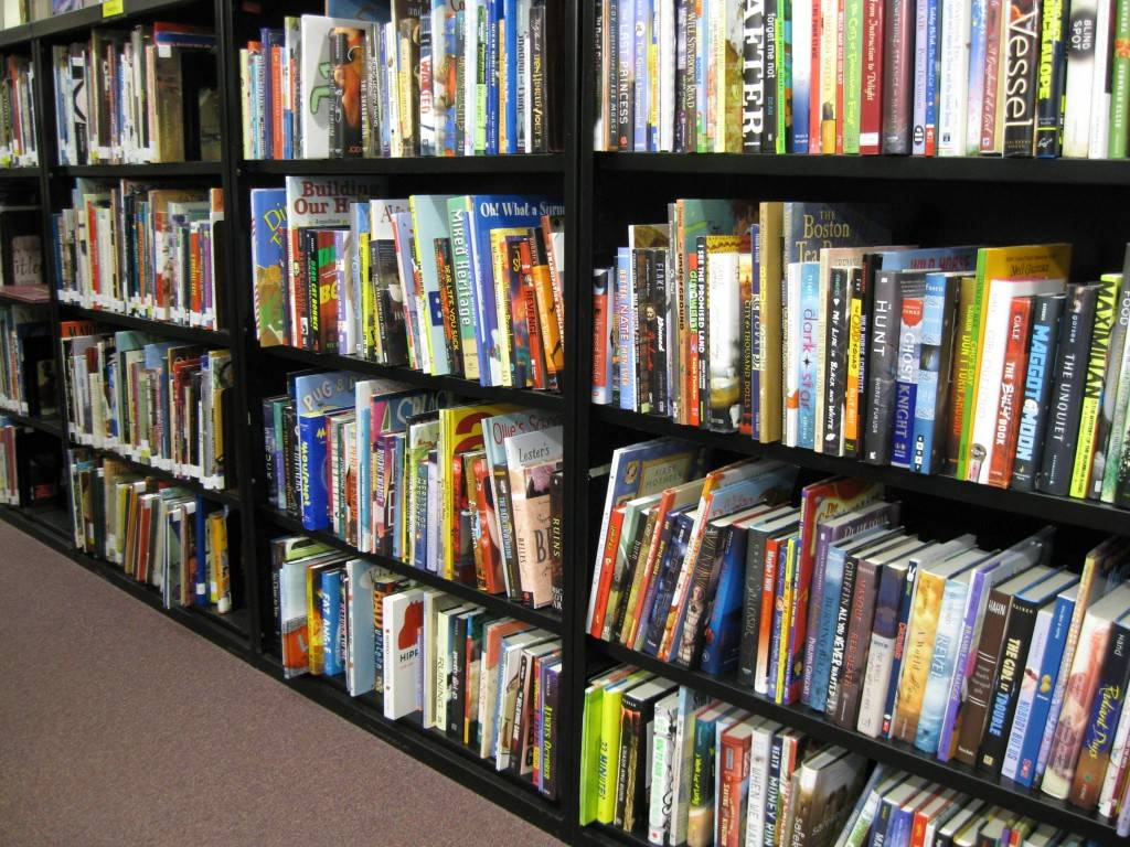 Shelves (Center for Children's Books)