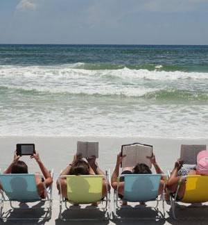 Book Recs to Match Your Spring Break Plans