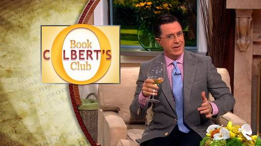 colbert book club
