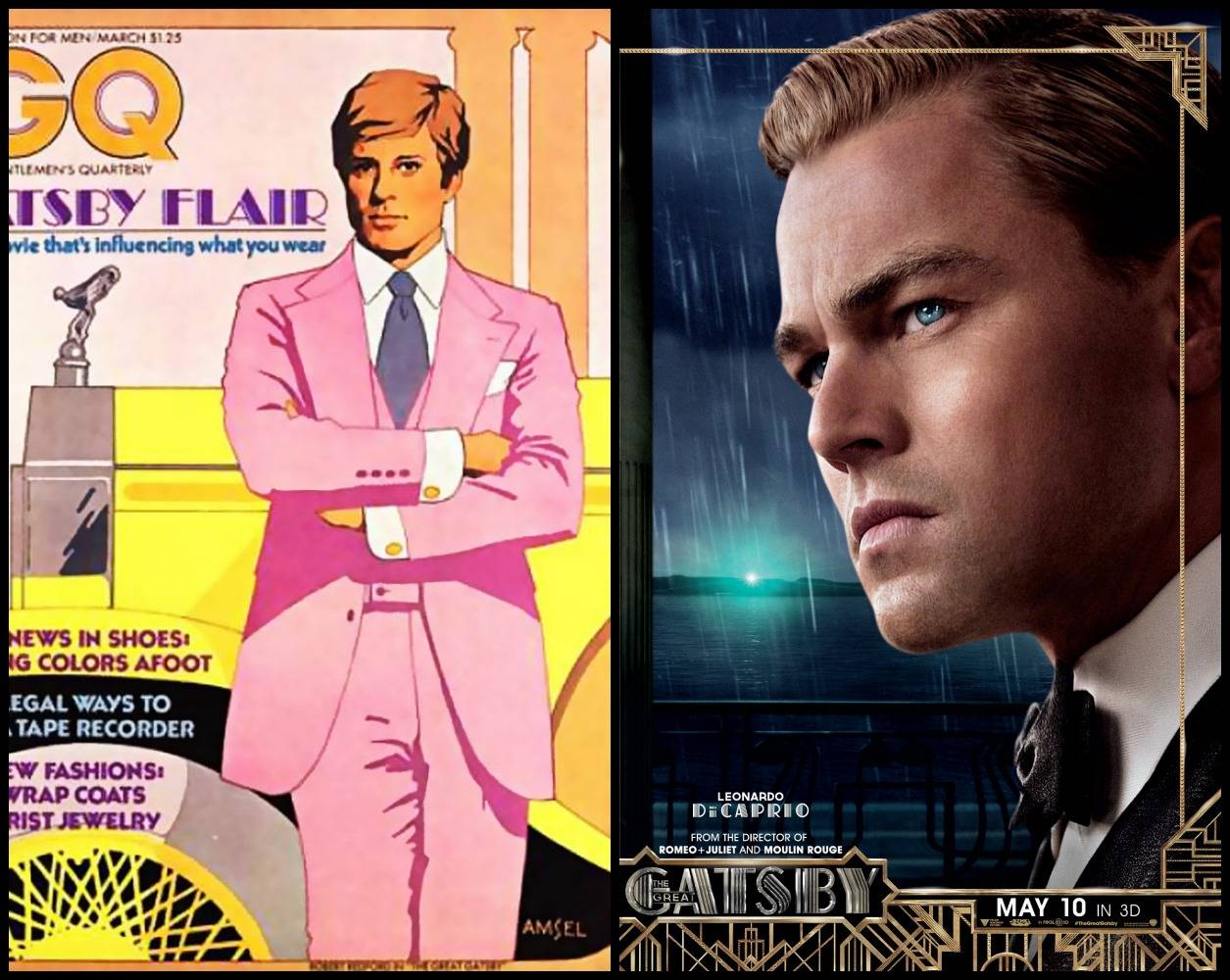 Gatsby Vs Gatsby Comparing The 1974 Film And Baz