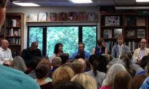 politics and prose picture book panel
