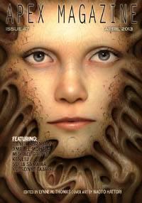 Apex Magazine cover