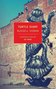 Turtle Diary Russell Hoban Cover