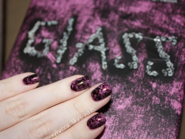 15 Awesome Young Adult Book Inspired Manicures