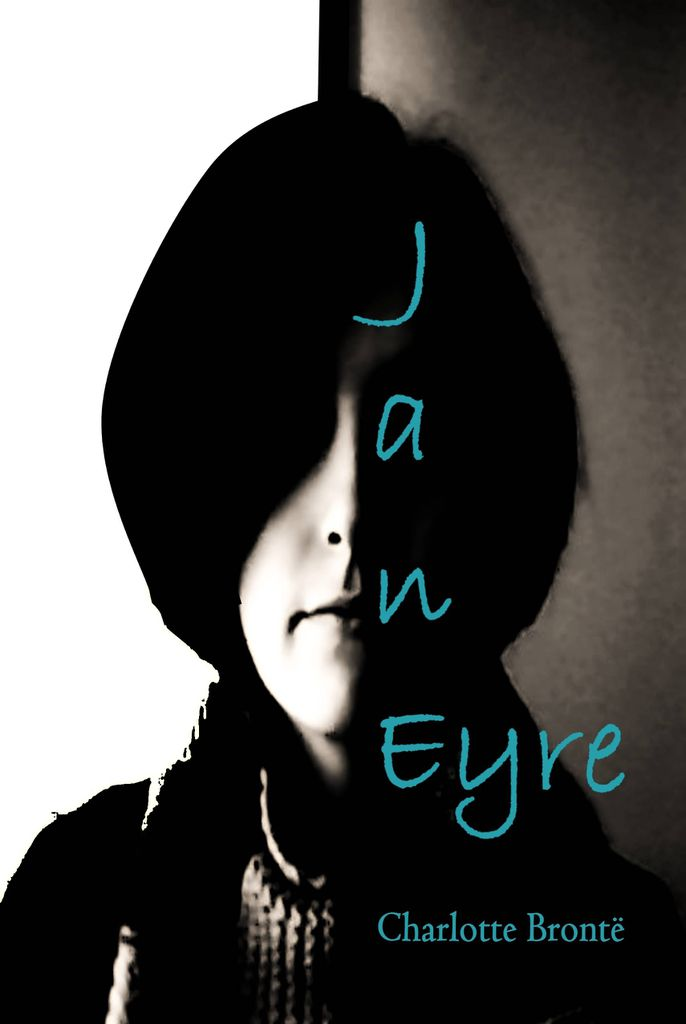 jane eyre modern cover by ashley cale