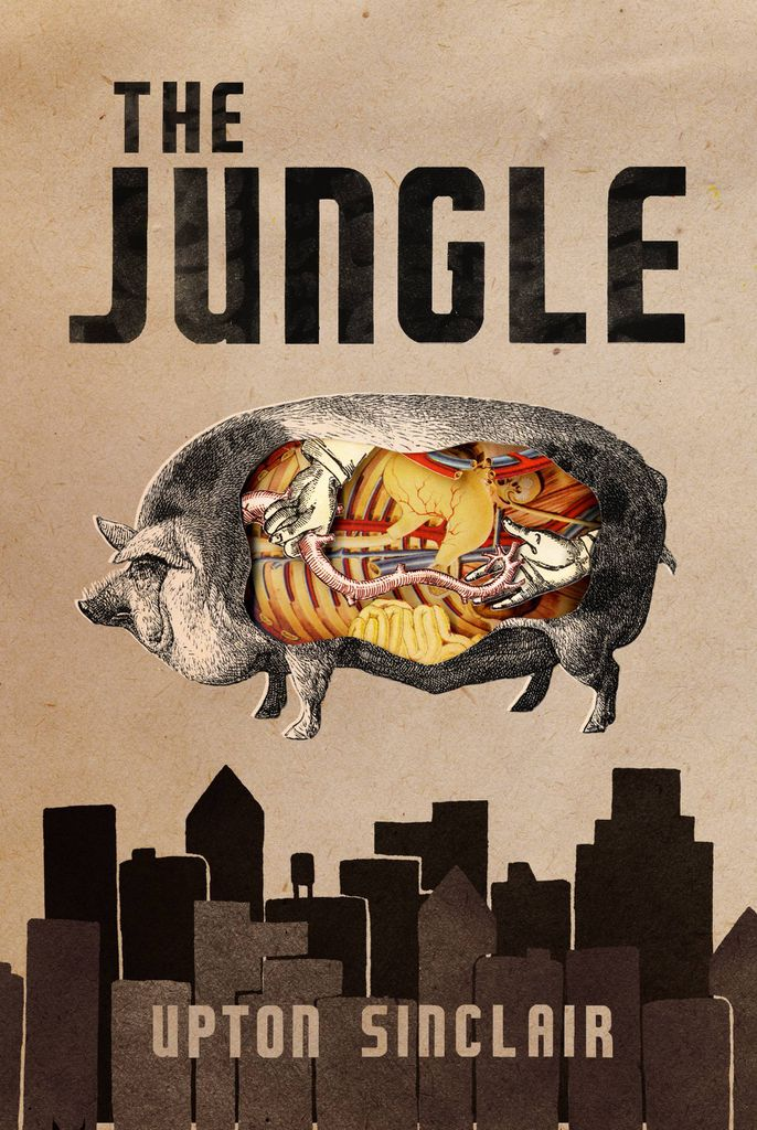 jungle cover by wade greenberg