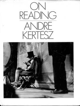 kertesz on reading cover