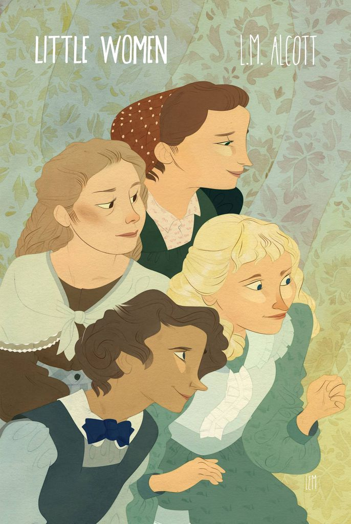little women cover by lia marcoux