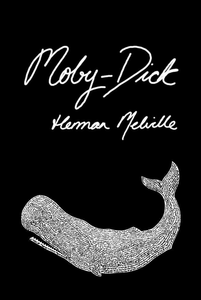 moby dick cover by black dwarf designs