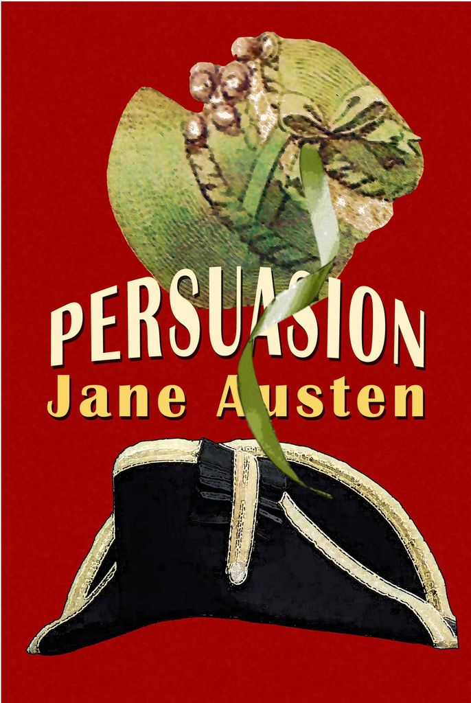 persuasion cover by kathryn delaney