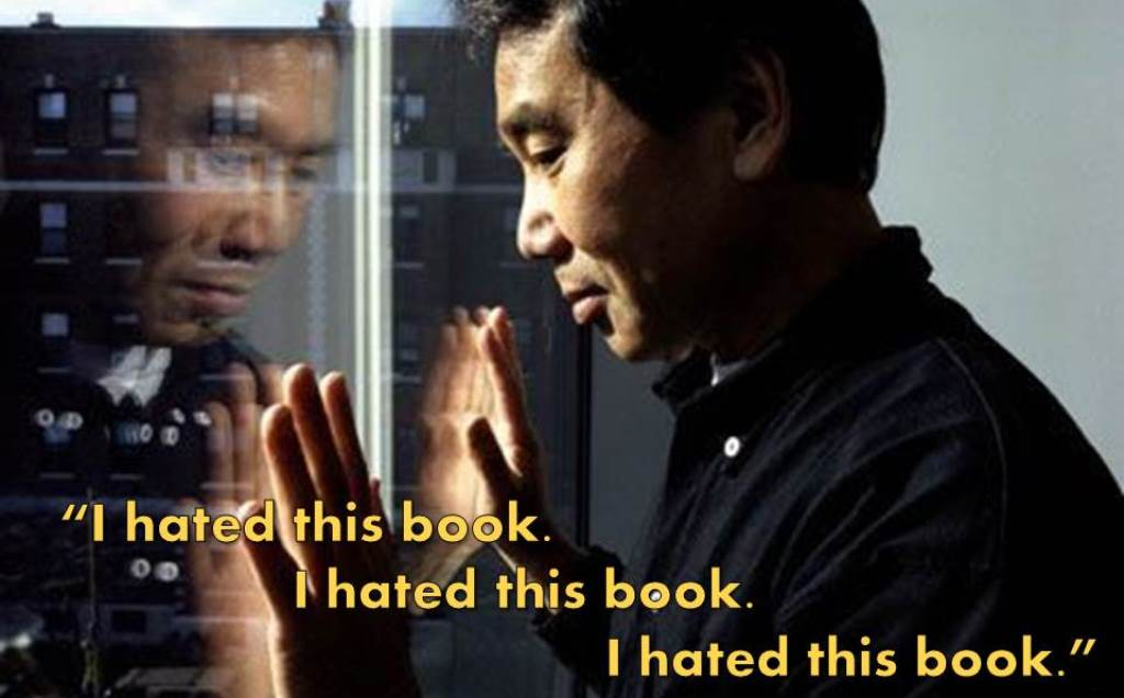 10 Authors Read One Star Reviews Haruki Murakami