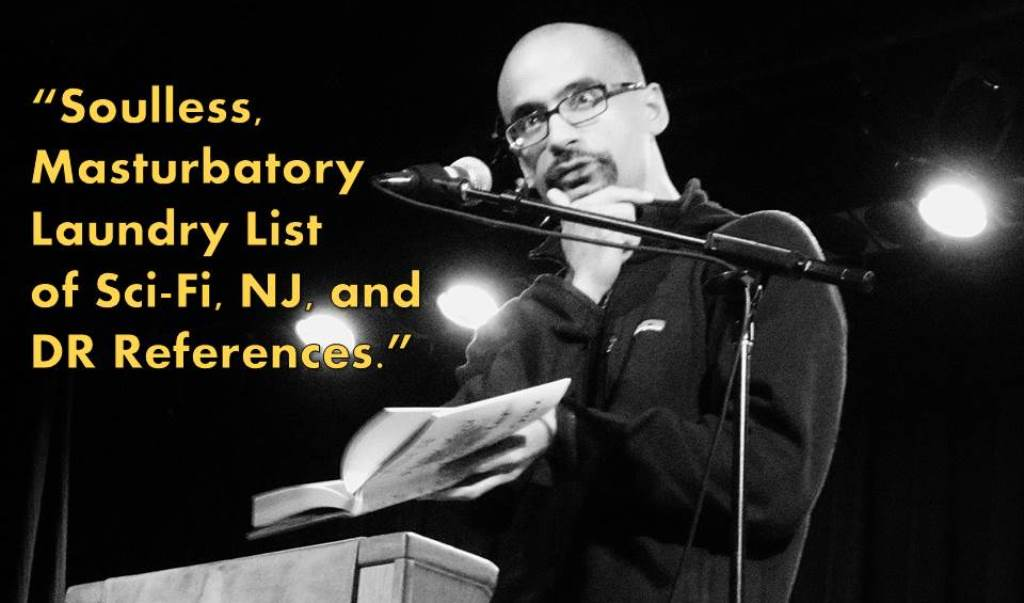 10 Authors Read One Star Reviews Junot Diaz