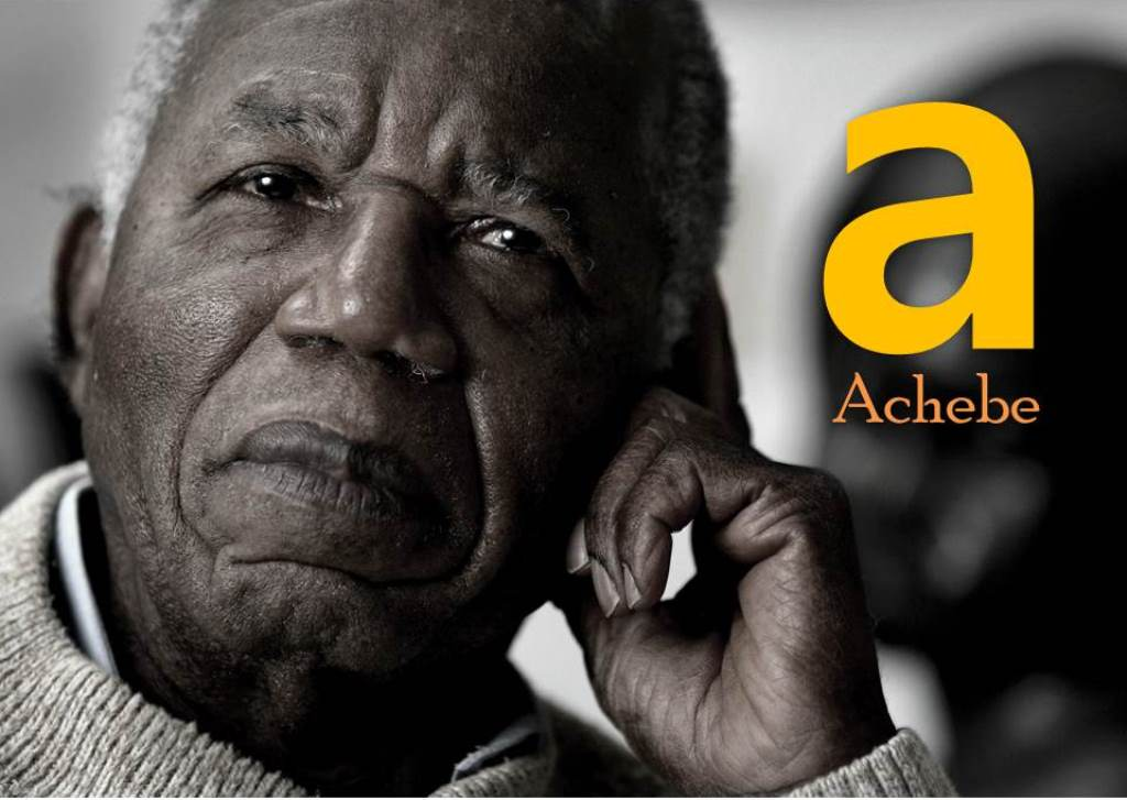 A is for Achebe