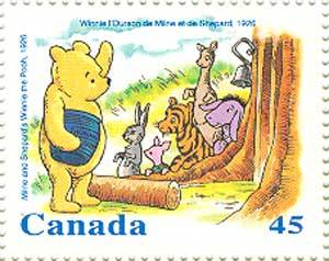 Canada Winnie the Pooh