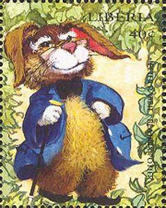 Liberia Peter Rabbit