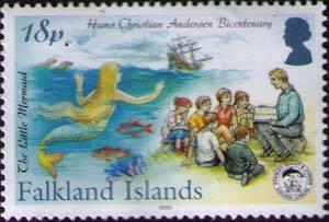 Little Mermaid Andersen
